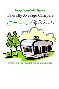 Friendly Average Campers Kick Off to Summer in Salida, CO