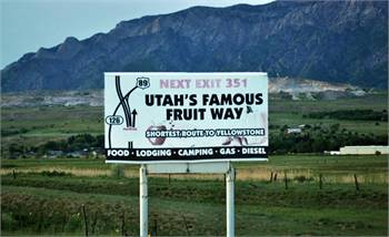 Rally on the Fruitway