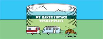 21st Annual Mt. Baker Vintage Trailer Rally