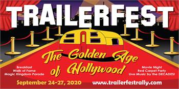 Trailerfest- The Golden Age of Hollywood, Plymouth CA