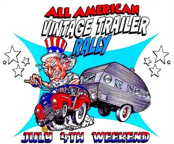 All-American Vintage Trailer Rally