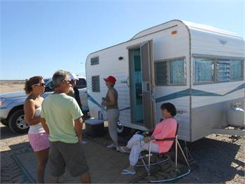 Havasu Vintage trailers and more Round up