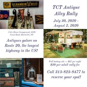 TCT Antique Alley Rally